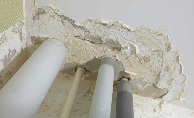 How to Repair Ceiling Water Damage