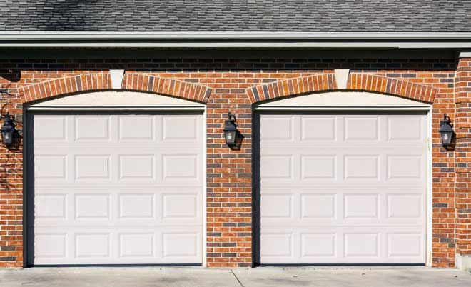 Garage Door Spring Repair Replacement Cost Estimates Home Reference