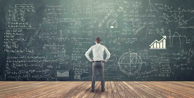 Blackboard Math Calculations