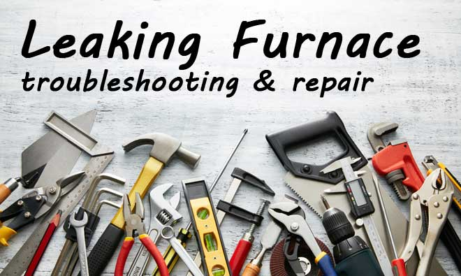 Tools for Repairing Furnace