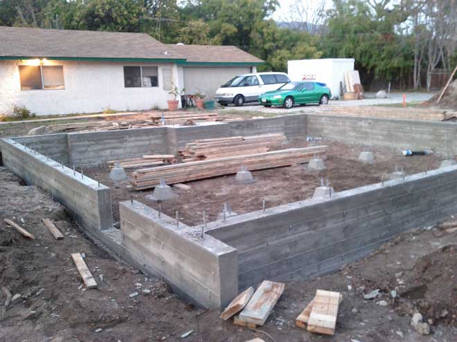 House foundation types 101 for Old house foundation types