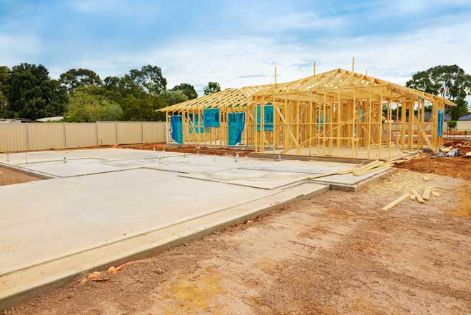 House foundation types 101 for Foundation for homes