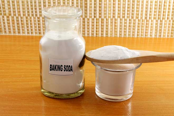 Jar of Baking Soda