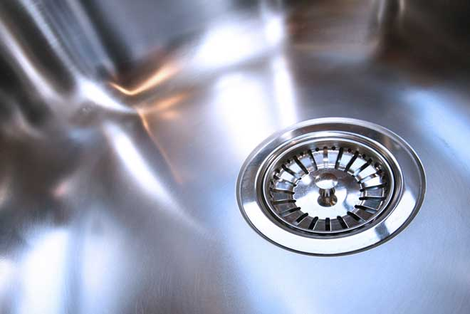 Kitchen Sink Drain Strainer