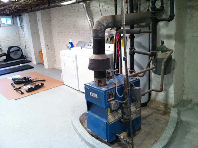 Residential Gas Furnace