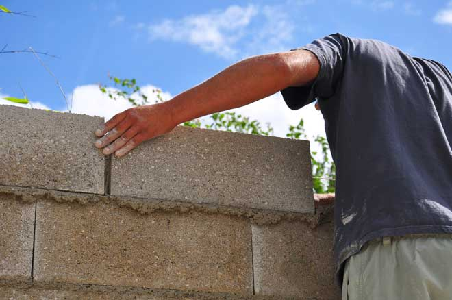How to Cover Exterior Cinder Block Walls – Home Reference How To Cover Exterior Cinder Block Walls on how to cover concrete walls, how to put up a block wall, how to reinforce cinder block wall,