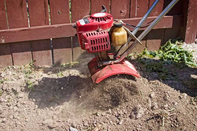 Surface Rock Removal For Lawns And Gardens