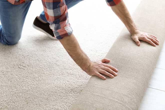 How To Get Smell Out Of Carpet >> New Carpet Smell Is It Safe And How To Get Rid Of It