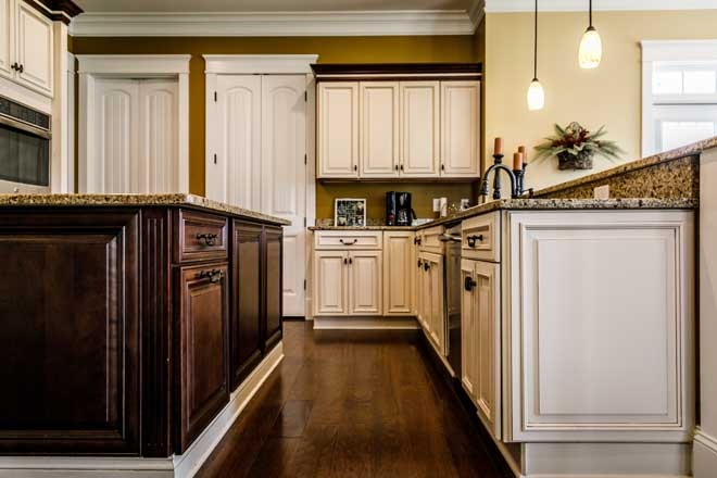 Painted Vs Stained Cabinets