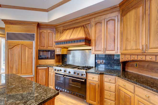 Painted Vs. Stained Cabinets