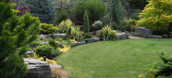 Beautiful Residential Landscaping