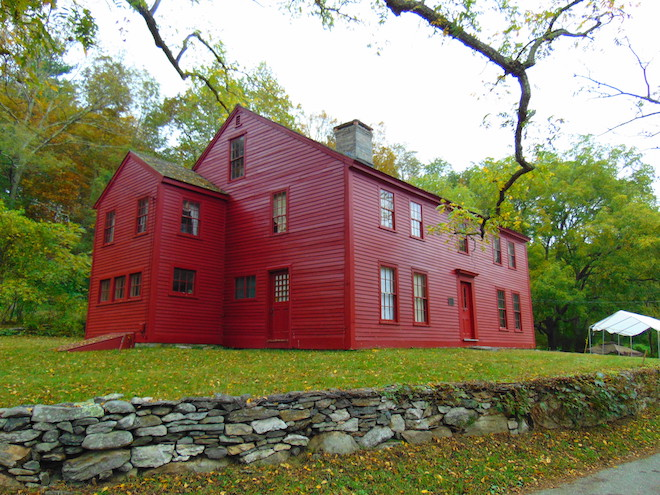 Waldo House in Scotland, Connecticut
