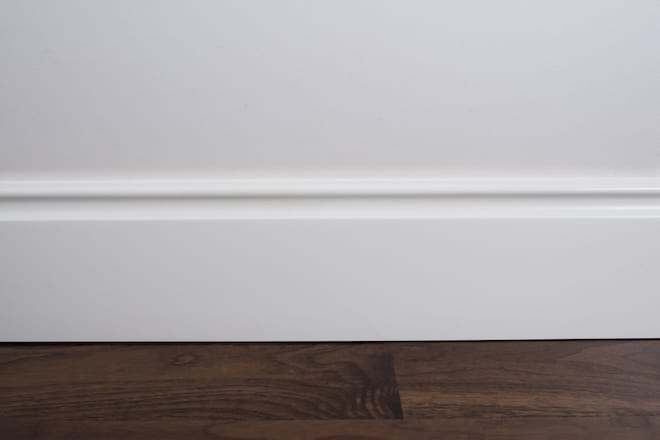 Common Residential Baseboard