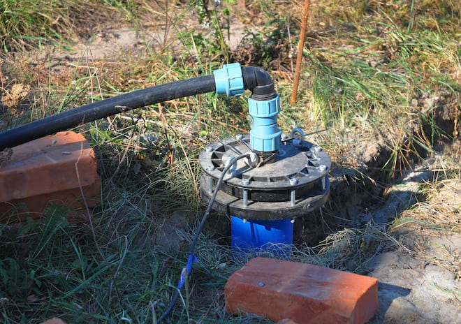 New Residential Well