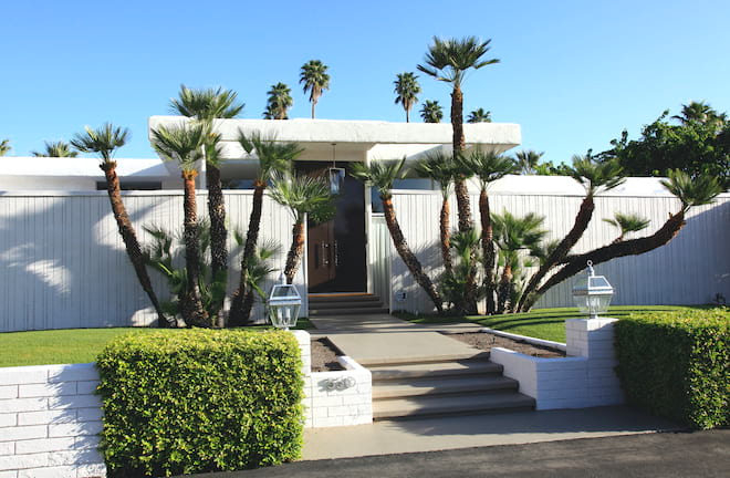 Residential Mid-Century Modern Architecture